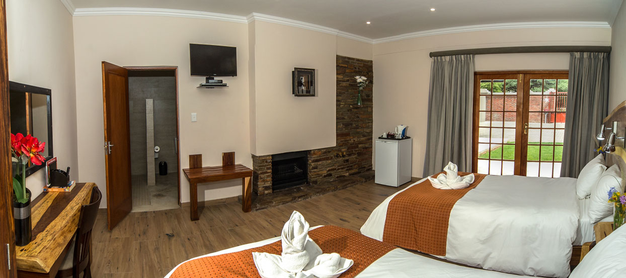Beautiful accommodation Namibia